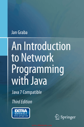 An Introduction to Network Programming with Java 3rd Edition –, Best Book to Learn
