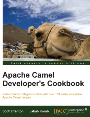 Apache Camel Developers Cookbook – Free Pdf Book