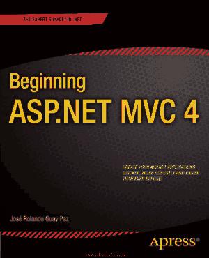 Free Download PDF Books, Beginning ASP.NET MVC 4 –, Free Ebooks Online