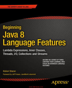 Beginning Java 8 Language Features – Free Pdf Book
