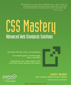 CSS Mastery Advanced Web Standards Solutions
