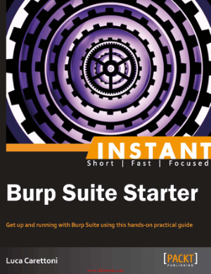 Burp Suite Starter – Free Pdf Book