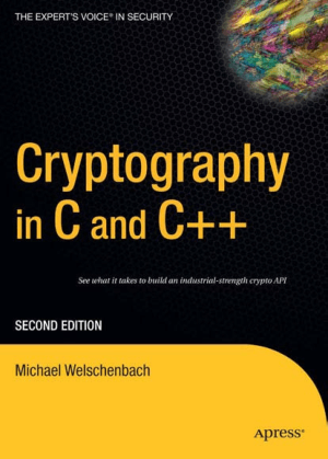 Cryptography in C and C++ 2nd Edition – Free Pdf Book