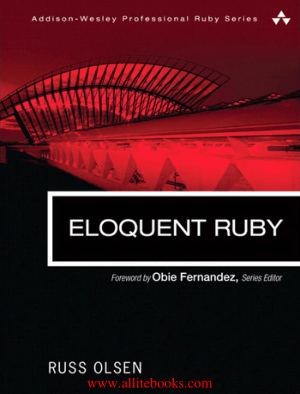 Eloquent Ruby – Free Pdf Book