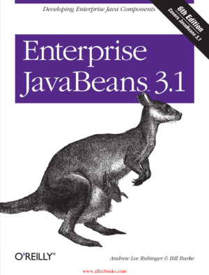 Enterprise JavaBeans 3.1 6th Edition – Free Pdf Book