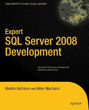 Expert SQL Server 2008 Development – Free Pdf Book