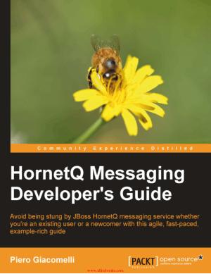 HornetQ Messaging Developer-s Guide – Free Pdf Book