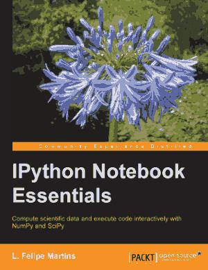 IPython Notebook Essentials – Free Pdf Book