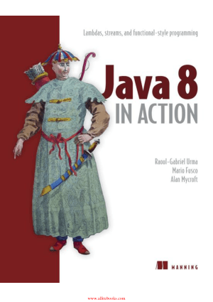 Java 8 in Action –, Java Programming Book