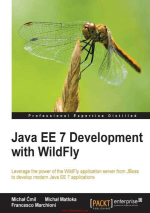 Java EE 7 Development with WildFly – Free Pdf Book
