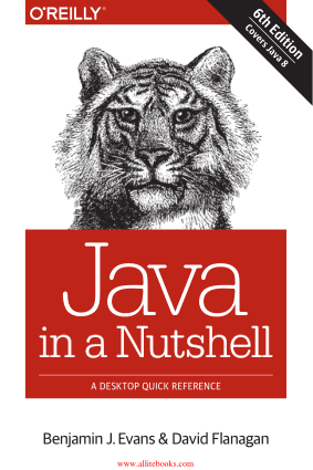 Java in a Nutshell 6th Edition – Free Pdf Book
