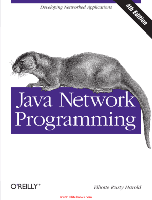 Java Network Programming 4th Edition – Free Pdf Book