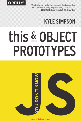 JS this and Object Prototypes – FreePdfBook
