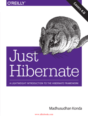 Just Hibernate – FreePdfBook