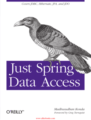 Just Spring Data Access – FreePdfBook