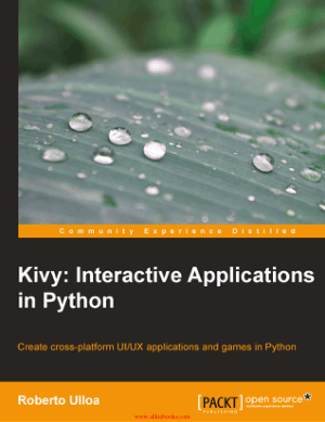 Kivy Interactive Applications in Python – FreePdfBook