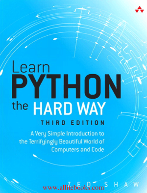 Learn Python the Hard Way 3rd Edition –, Learning Free Tutorial Book