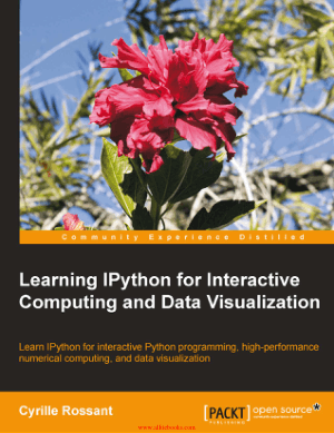 Free Download PDF Books, Learning IPython for Interactive Computing and Data Visualization –, Learning Free Tutorial Book