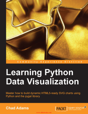 Learning Python Data Visualization –, Learning Free Tutorial Book