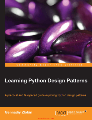Learning Python Design Patterns –, Learning Free Tutorial Book