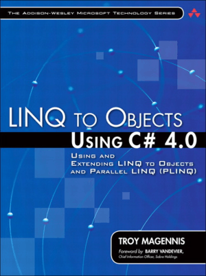 LINQ to Objects Using C# 4.0 – FreePdfBook