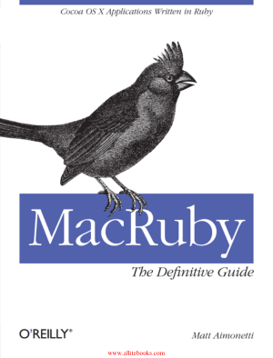 MacRuby The Definitive Guide – FreePdfBook
