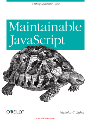 Free Download PDF Books, Maintainable JavaScript – FreePdfBook