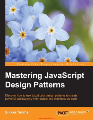 Mastering JavaScript Design Patterns – FreePdfBook