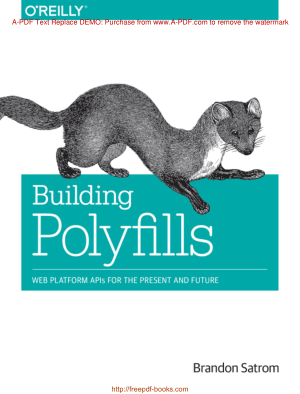 Building Polyfills, Pdf Free Download