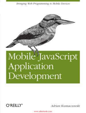 Free Download PDF Books, Mobile JavaScript Application Development – FreePdfBook
