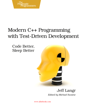 Modern C++ Programming with Test-Driven Development – FreePdfBook