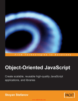Free Download PDF Books, Object-Oriented JavaScript – FreePdfBook