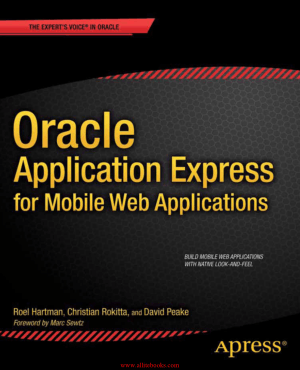 Oracle Application Express for Mobile Web Applications – FreePdfBook