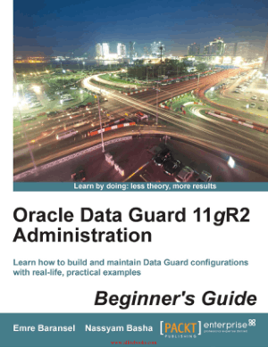 Oracle Data Guard 11gR2 Administration – FreePdfBook