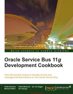 Oracle Service Bus 11g Development Cookbook – FreePdfBook