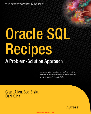Oracle SQL Recipes – FreePdfBook