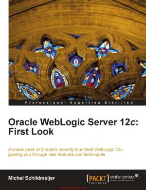 Free Download PDF Books, Oracle WebLogic Server 12c – FreePdfBook