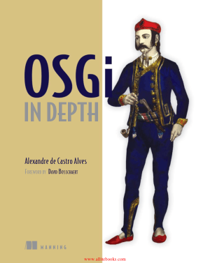 OSGi in Depth – FreePdfBook