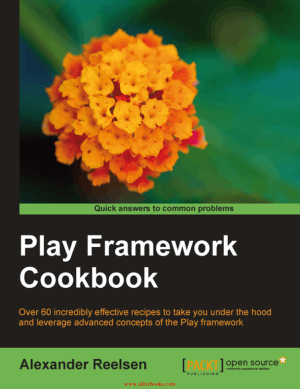 Play Framework Cookbook – FreePdfBook