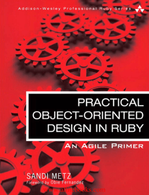 Free Download PDF Books, Practical Object-Oriented Design in Ruby – FreePdfBook