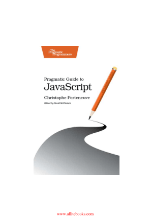 Free Download PDF Books, Pragmatic Guide to JavaScript – FreePdfBook