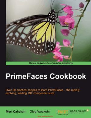 PrimeFaces Cookbook – FreePdfBook