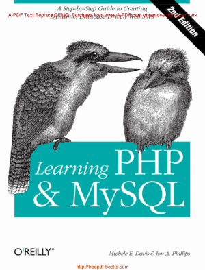 Free Download PDF Books, Learning PHP And MySQL 2nd Edition