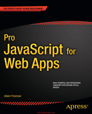 Pro JavaScript for Web Apps – FreePdfBook