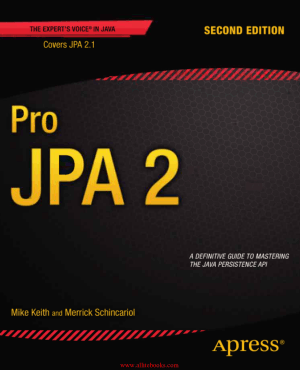 Pro JPA 2 2nd Edition – FreePdfBook