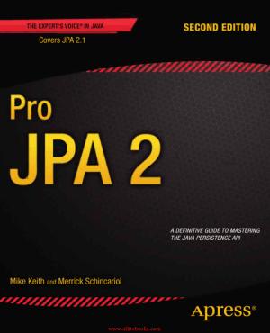 Pro JPA 2 2nd Edition – FreePdfBook Book | Free PDF Books