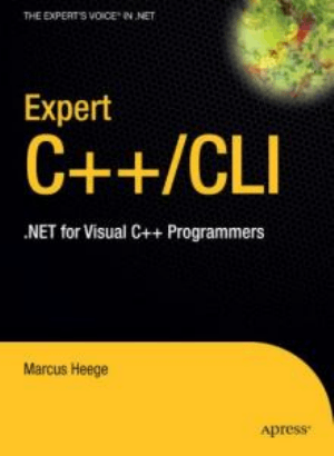 Expert C++ CLI Net For Visual C++ Programmers