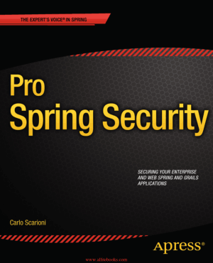 Pro Spring Security – FreePdfBook