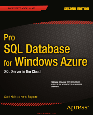 Pro SQL Database for Windows Azure 2nd Edition – FreePdfBook
