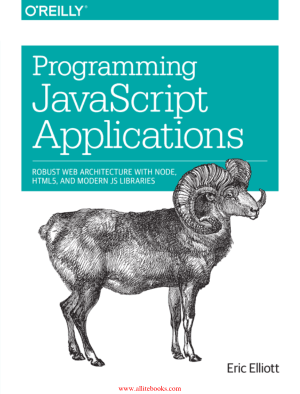 Programming JavaScript Applications – FreePdfBook